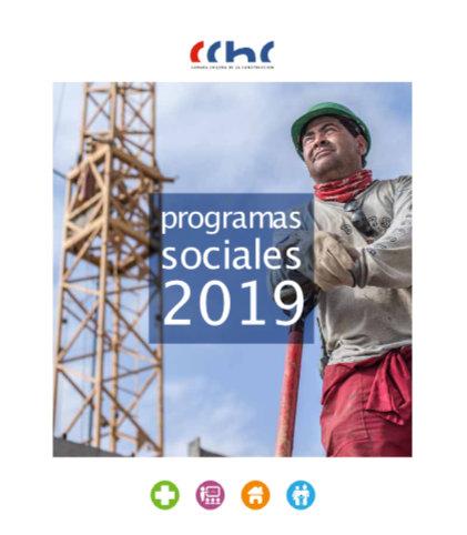 Programas Sociales 2019