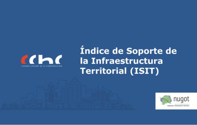 ISIT: ÍNDICE DE SOPORTE DE INFRAESTRUCTURA TERRITORIAL