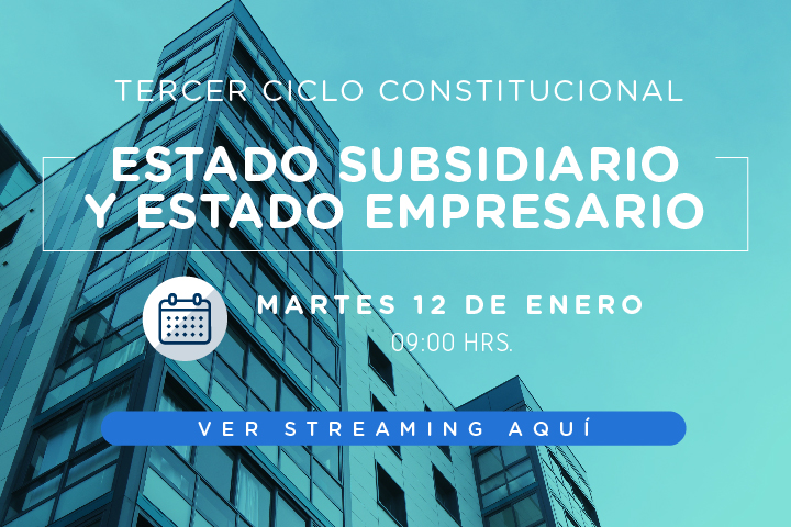 tercer ciclo constituyente ver streaming  banners
