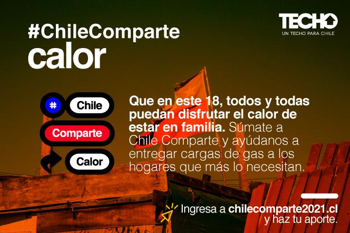Banner: Chile Comparte Calor 720x480