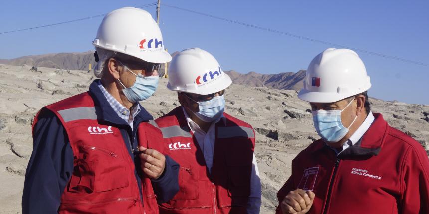 CChC en terreno: Mesa Directiva Nacional visitó Copiapó noticias