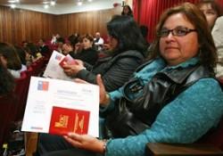 14 hijos de trabajadores de la CCHC Valdivia fueron beneficiados con Beca Mejor Alumno. noticias