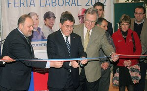 CChC Concepción participa en Feria <mark>Laboral</mark> de la Construcción noticias