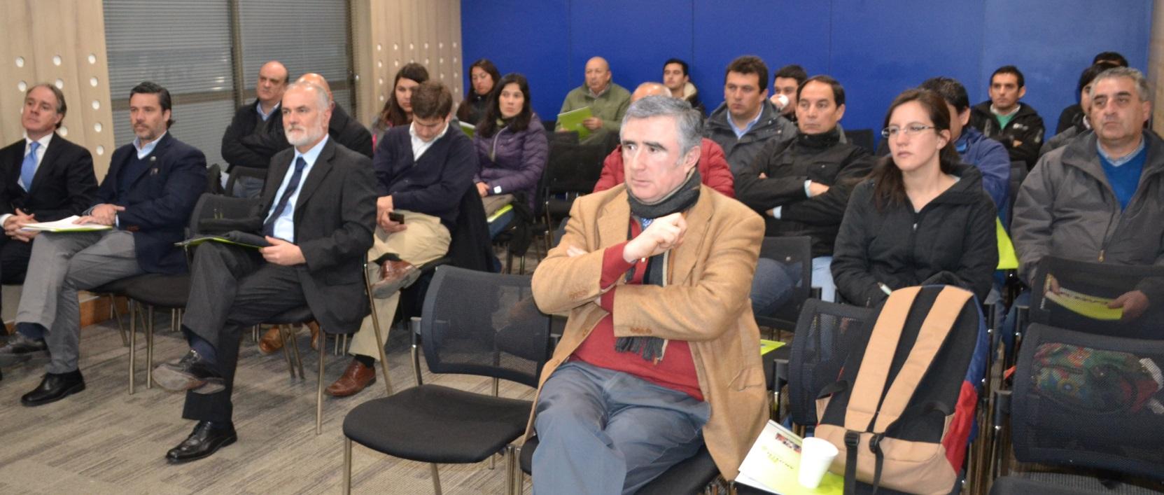 Mutual de Seguridad realiza seminario sobre legislación ambiental en la CChC Talca noticias