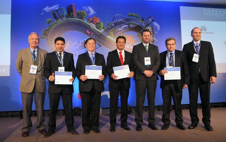 Jornada de Seguridad y Salud Laboral realizó premiación Cuadro de Honor a empresas socias Rancagua noticias