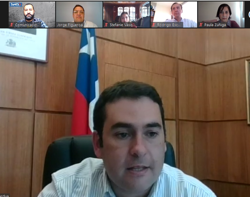 Directiva de la CChC Chillán se reunió con nuevo Intendente de Ñuble noticias