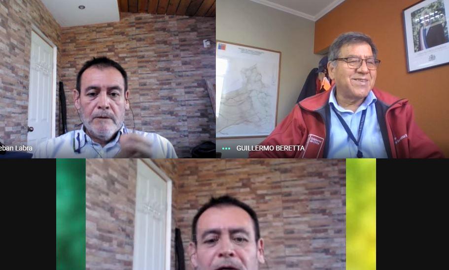 """Seremi del MOP Arica: """"no hemos parado"""" noticias"""