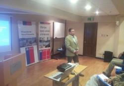 Comité de <mark>Infraestructura</mark> de la Cámara Arica presenta a los socios Plan Maestro del Borde Costero noticias