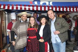Con la participación de gran cantidad de socios se llevó a cabo celebración de Fiestas Patrias 2019 noticias