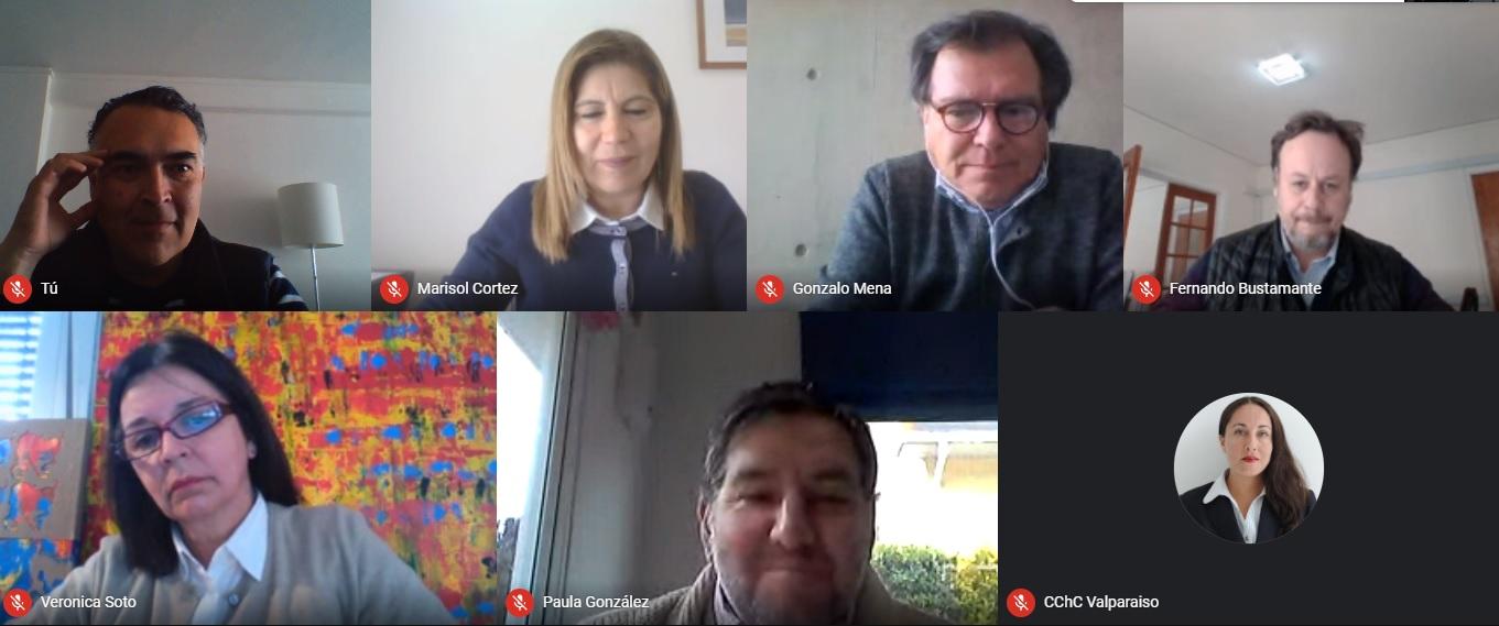 Concejal Varas comprometió gestiones ante DOM de Viña del Mar para mejorar atención y facilitar tramitaciones de proyectos  noticias