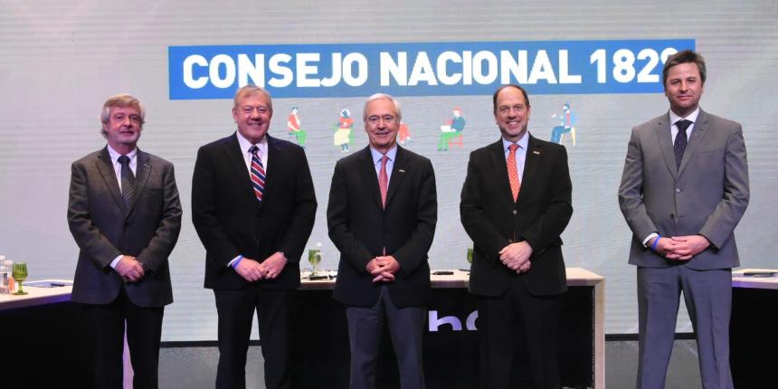 Antonio Errázuriz Ruiz-Tagle fue reelecto presidente de la Cámara Chilena de la Construcción noticias