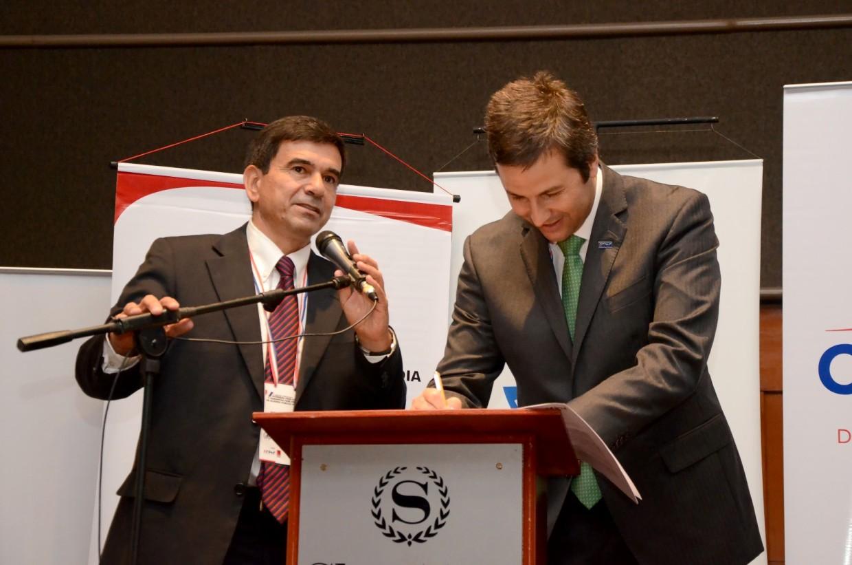 CChC y Cámara Paraguaya de la Construcción firman acuerdo de colaboración conjunta noticias