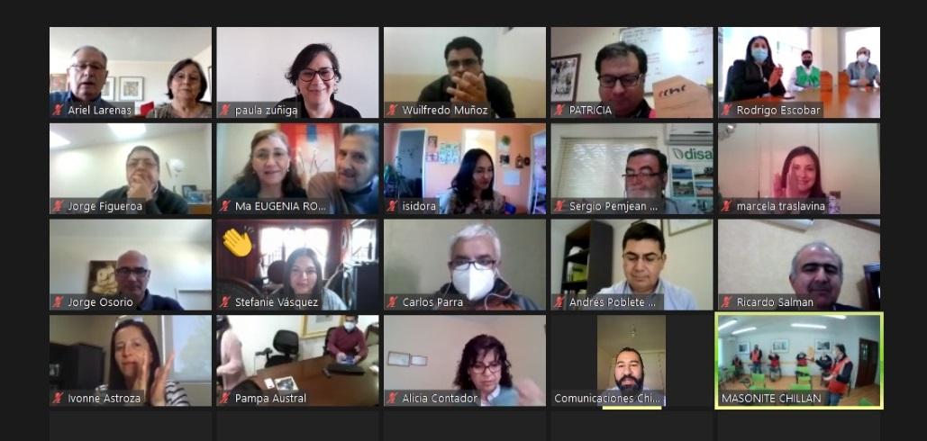 Premian a empresas con mejor gestión preventiva en CChC Chillán noticias
