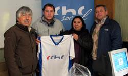 Con capacitación y fomento al deporte CChC Delegación Coyhaique celebró Día del Trabajador noticias