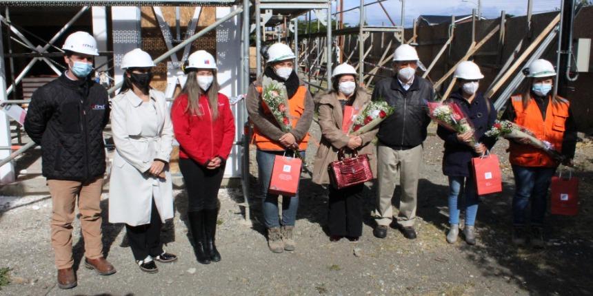 La CChC Punta Arenas reconoció a mujeres que trabajan en el sector de la construcción noticias