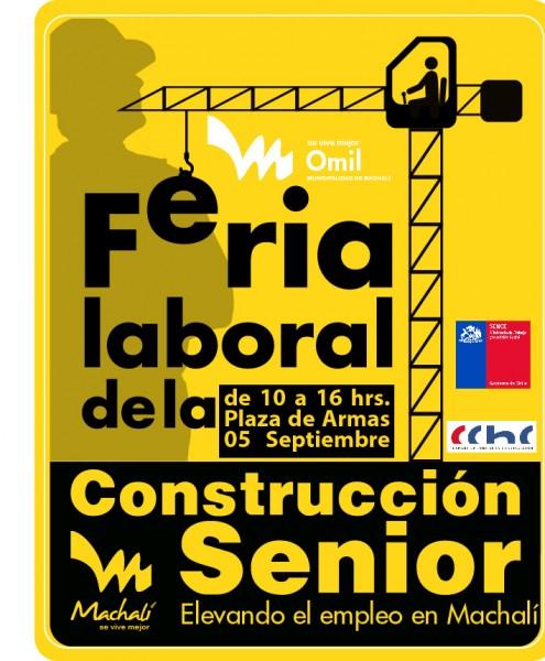 Feria <mark>Laboral</mark> de la Construcción Machalí noticias