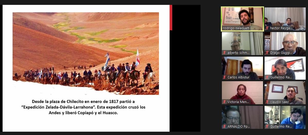 Con conversatorio sobre mitos y leyendas de Atacama socios de la CChC Copiapó celebran 34 años de la Cámara regional noticias