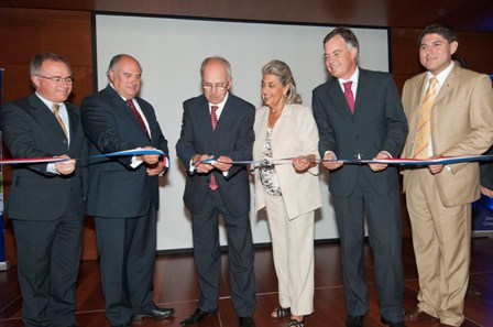 Cámara presente en inauguración de oficinas corporativas de Asiva noticias