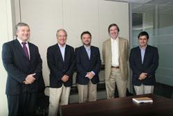Representantes CChC visitan la Asociación de Generadoras noticias