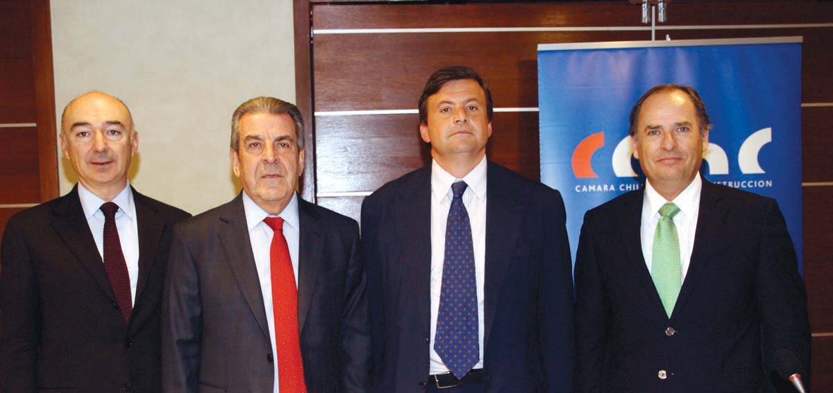 Jornada de <mark>infraestructura</mark> Chile Italia noticias