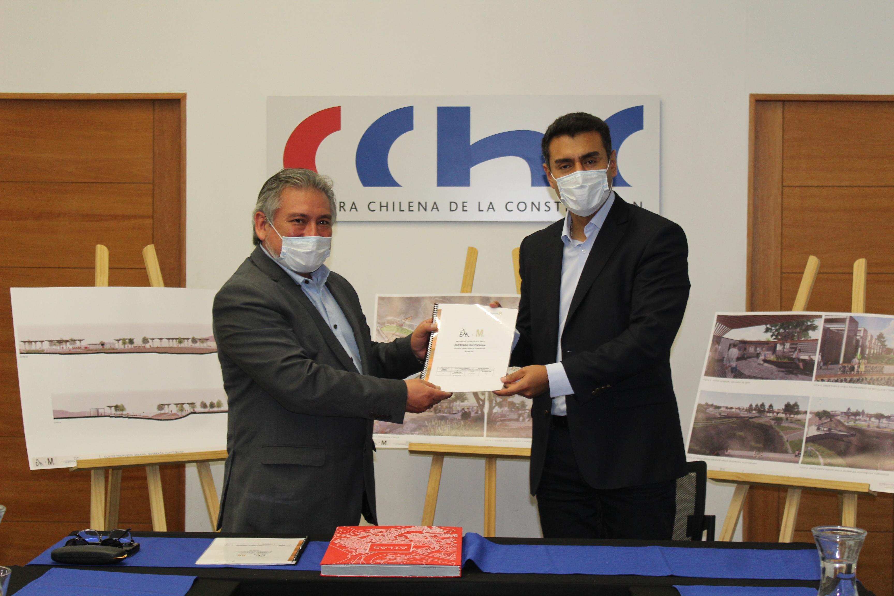 CChC Calama y municipio impulsarán iniciativa para recuperar la Quebrada Huaytiquina noticias