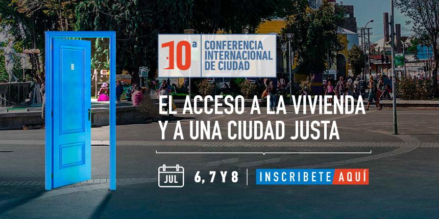 La vivienda y la ciudad justa: Así será la décima versión de la Conferencia Internacional de Ciudad noticias