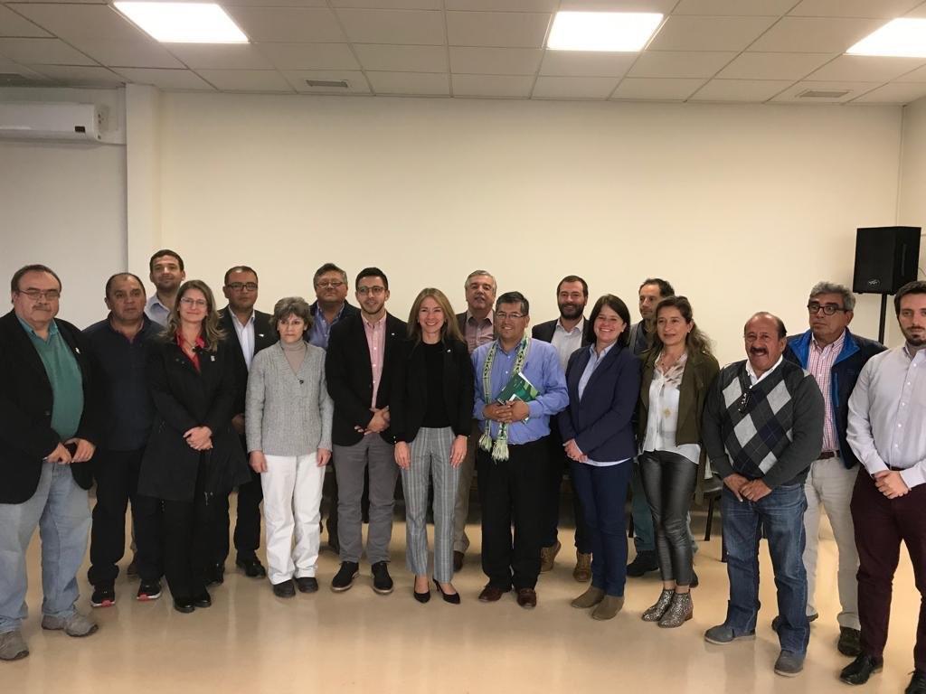 CChC Valdivia integra Cosoc de Energía en Los Ríos noticias