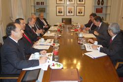 Ramas de la CPC se reúnen con el presidente del Directorio de Codelco  noticias