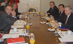 Ministro y Subsecretario de Energía sostuvieron reunión con la CPC noticias