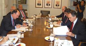 Ministro Secretario General de la Presidencia expone a la CPC sobre agenda legislativa 2012 noticias