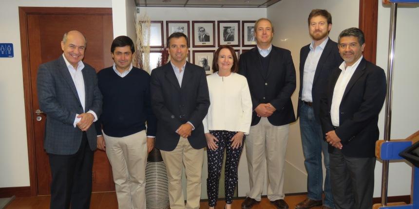 Directorio de la Corporación de Salud Laboral visitó Temuco noticias