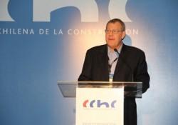 Presidente CChC valora inversión en <mark>infraestructura</mark> anunciada por el Gobierno en Convención de OOPP noticias