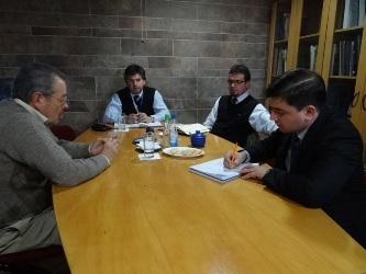 CÁMARA CHILENA DE LA CONSTRUCCIÓN RETOMA REUNIONES CON LA DIRECCIÓN DEL TRABAJO  noticias