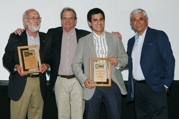 CChC premió buenas prácticas en <mark>seguridad laboral</mark> noticias
