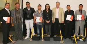 Internos de Concepción culminan Programa de Reinserción Laboral impulsado por la CChC noticias