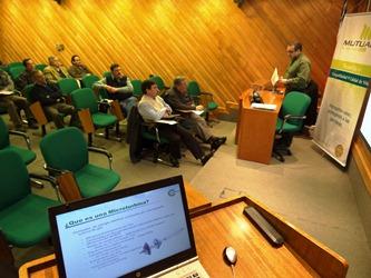 CChC participa de conferencia técnica sobre cogeneración en Magallanes noticias