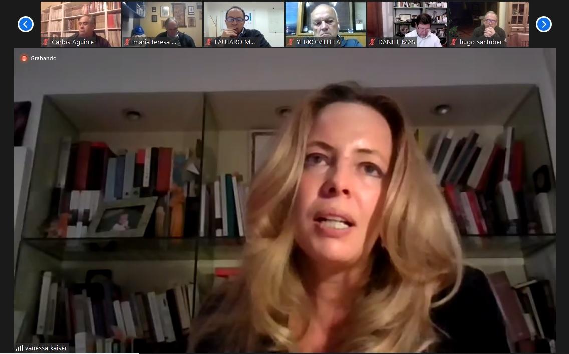 Socios de la CChC Copiapó participaron en charla de Vanessa Kaiser organizada por Mundo Socios noticias