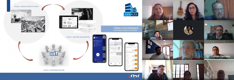 CChC Copiapó presentó prototipo de digitalización en obra  noticias
