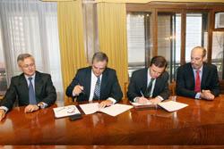 Minvu y CChC suscriben acuerdo para promover plan que beneficiará a 20 mil familias damnificadas noticias