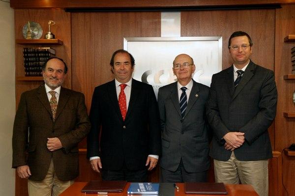 Cámara Chilena de la Construcción promoverá la <mark>sostenibilidad</mark> en sus empresas socias noticias