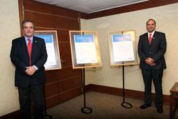Premiación Cuadro de Honor en Prevención de Riesgos año 2012 noticias