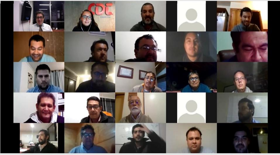 Socios de la CChC Copiapó participaron en curso sobre gestión de contratos en obras públicas noticias