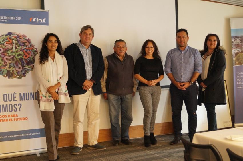 CChC Osorno y arquitectura MOP Los Lagos, estrechan lazos de cooperación noticias