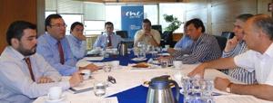 CChC Concepción se reúne con director del Serviu noticias