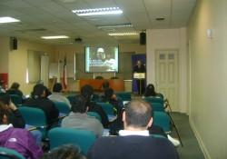 Exitoso seminario sobre <mark>seguridad laboral</mark> noticias
