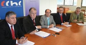 CChC Concepción y gremios locales dan a conocer preocupación del sector por escenario energético noticias