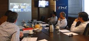 Comité de <mark>Vivienda</mark> participa en videoconferencia noticias