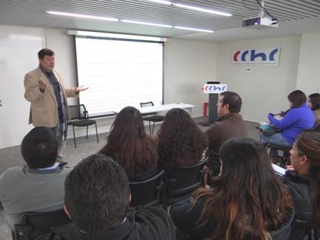 Capacitación sobre Legislación Laboral realizó CChC Rancagua noticias