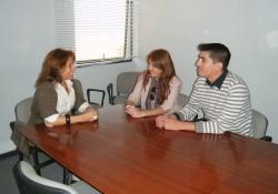 Con gran alegría nuestra Delegación sostuvo reunión con Corporación Habitacional noticias