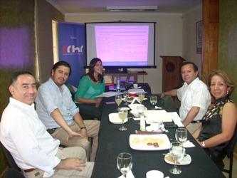 La Delegación Regional Ñuble trabaja en el Informe  Visión de Ciudad noticias